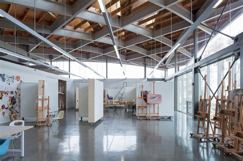 Gallery Of Pomona College Studio Art Hall  Why 20