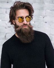 Long Beard and Mustache Styles