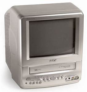 Shop Rca T09085 9-inch Tv  Vcr Combo  Refurbished