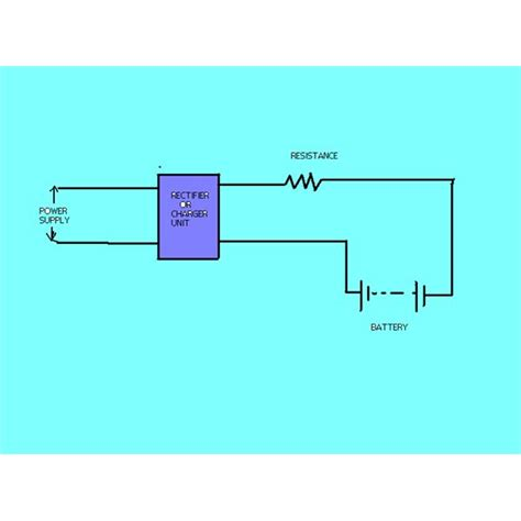 Simple Electric Circuits With Diagrams