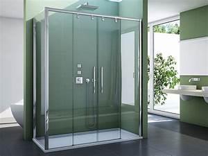 Schmutzfangmatte 100 X 200 : duschkabine schiebet r 4 teilig seitenwand ab 120 x 70 x 200 cm duschabtrennung dusche t r mit ~ Bigdaddyawards.com Haus und Dekorationen