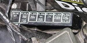 Fuses And Locations For Nissan 300zx Z32  1990