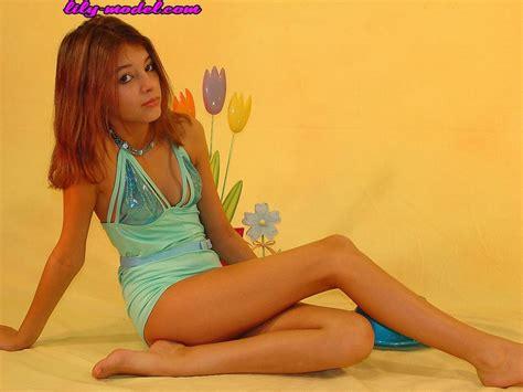 Webe Lily Model Set3 Art Models Blog