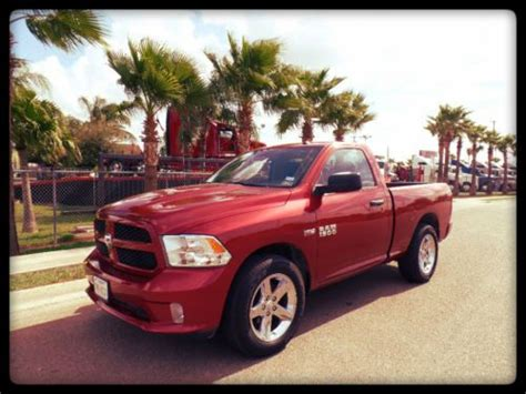 Sell Used 2013 Dodge Ram 1500 5.7l Hemi 20