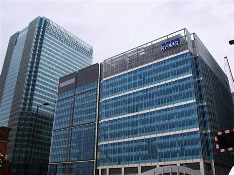 KPMG London Office... - KPMG Office Photo | Glassdoor