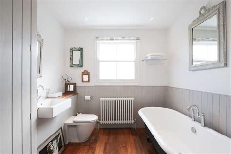 gray wainscoting bathroom victorian  ornate framed