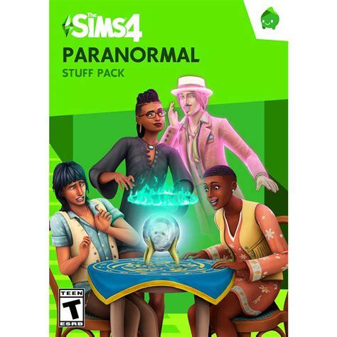 The Sims 4 Paranormal Stuff Region Free Pc Cd Key