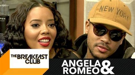 Angela Simmons & Romeo Talk New Show