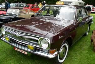 Volga Gaz 24 Car