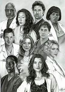Grey's Anatomy by ArwenEvenstar16 on DeviantArt