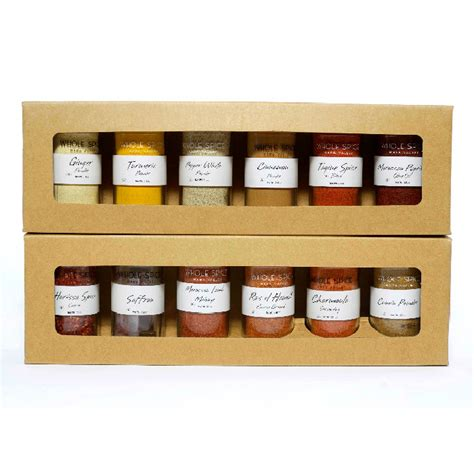 Spice Set whole spice moroccan spice gift set spice gift sets