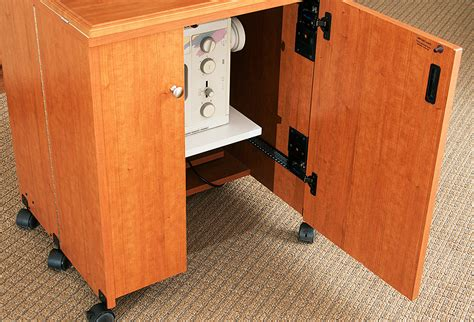 material of kitchen cabinets fashion sewing cabinets model 7400 space saver sewing cabinet 7400