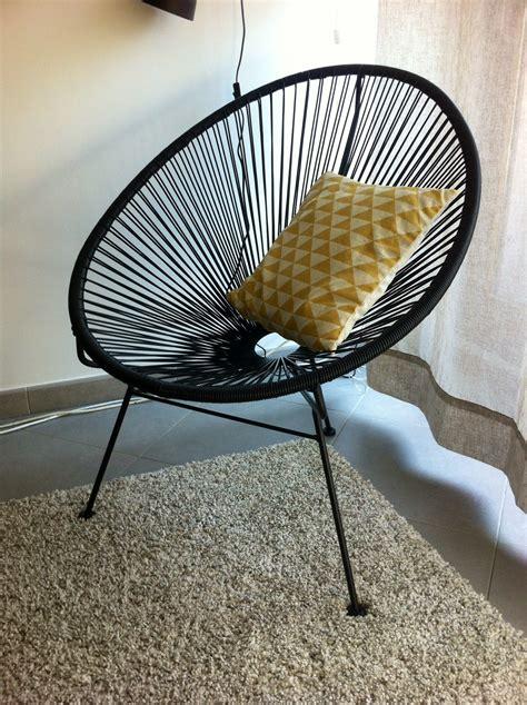 interieur cuisine salon version 2015 photo 8 9 nouveau fauteuil quot acapulco quot coussin style
