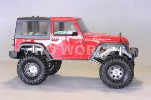 RC Rock Crawler Jeep Wrangler