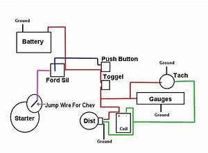 Toyota Ignition Wiring Diagram