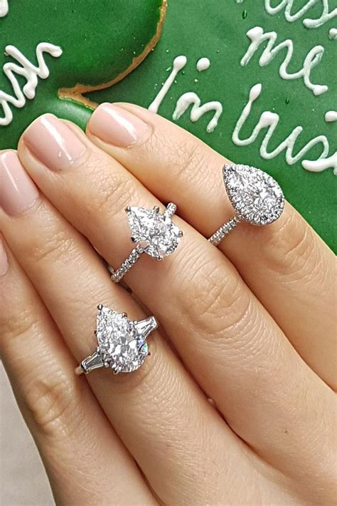 beautiful engagement rings   perfect proposal