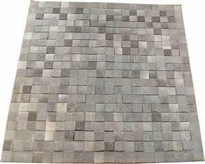 Teppich 100 X 200 : kuhfell teppich grau natur 200 x 200 cm kuhfelle online ~ Bigdaddyawards.com Haus und Dekorationen