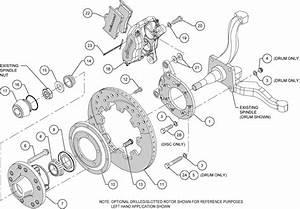 Wilwood Disc Brake Kit 70