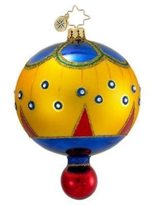 mission style radko drop ornament christopher radko