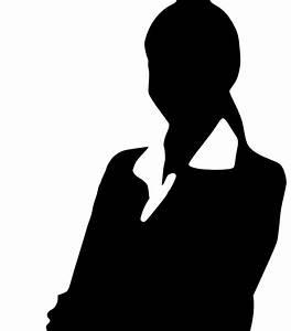 Women Silhouette   Free Download Clip Art   Free Clip Art ...