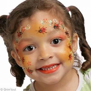 Maquillage Simple Enfant : maquillage coccinelle id es conseils et tuto maquillage ~ Melissatoandfro.com Idées de Décoration