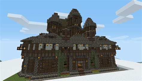 Medieval Houses Bundle  With Schematics! Minecraft Project