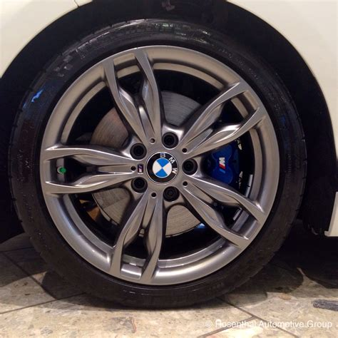 Bmw Tire by 18 Quot Spoke 436m Mixed Summer Non Run Flat Tires Bmw