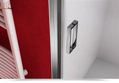 maniglia doccia maniglia di ricambio per box doccia nicchia o angolare deghi
