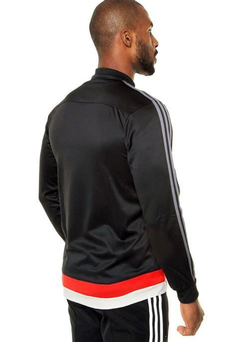 jaqueta adidas performance hino flamengo i preta r 169 90 em mercado livre