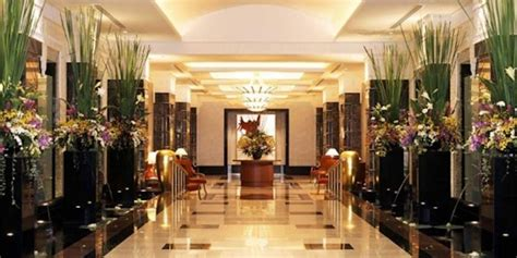 interior design hla marriott mayfair bangkok thailand