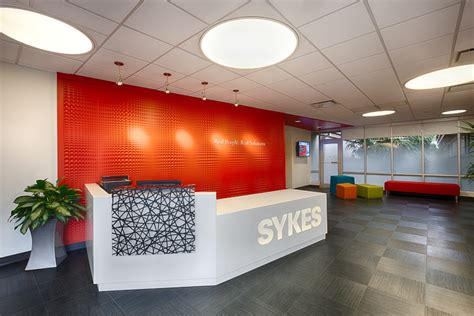sykes enterprises  lakeland call center office