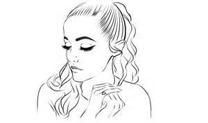 Animation Cartoon Girl Drawing