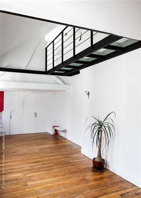 vide sur sejour  paris appartement design mobilier de