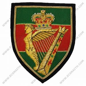 Udr Wire Blazer Badge
