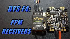 Dys F4  Connecting Ppm Receivers