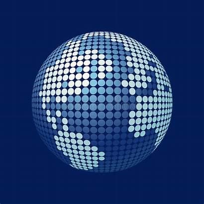 Globe 3d Vector Royalty
