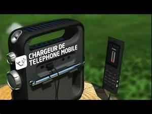 Eton Solarlink Fr360 Multi-purpose Radio - French