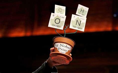 Ig Nobel Prize Winners Of 2015