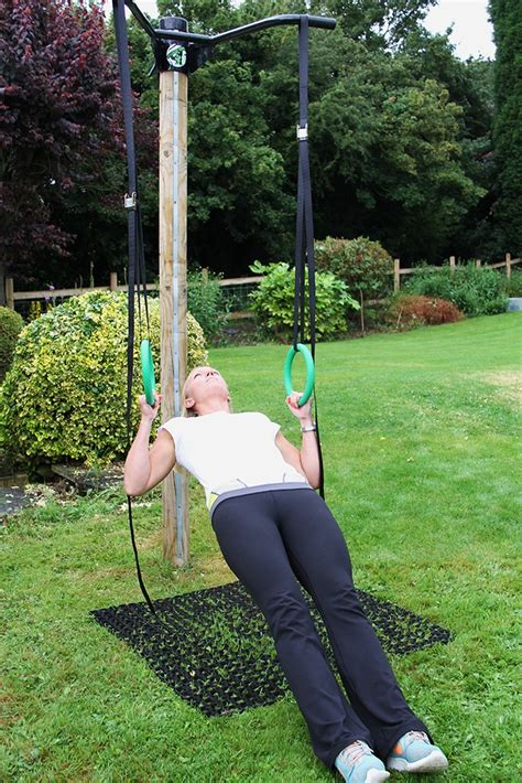fitness tree exercise gymnastic rings