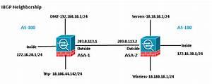 Asa Border Gateway Protocol Configuration Example