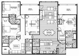 Awesome, Condo, House, Plans, 10, 4, Bedroom, Condo, Floor, Plans