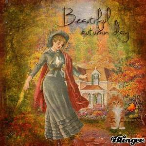 vintage autumn images - Google Search | Vintage Art ...