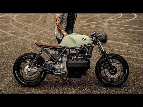 k100 cafe racer bmw k100 cafe racer by ironwood custom motorcycles