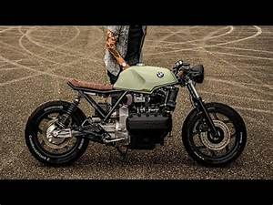 Bmw K 100 Cafe Racer : bmw k100 cafe racer by ironwood custom motorcycles youtube ~ Jslefanu.com Haus und Dekorationen