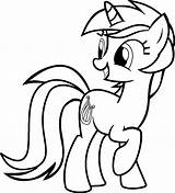 Pony Coloring Lyra Pages Derpy Sheet Heartstrings Deviantart Hooves Raindrops Printable Transparent Berry sketch template