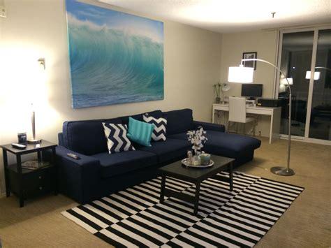furniture arrangement ideas for small living rooms my apartment decor surf decor ikea kivik sofa
