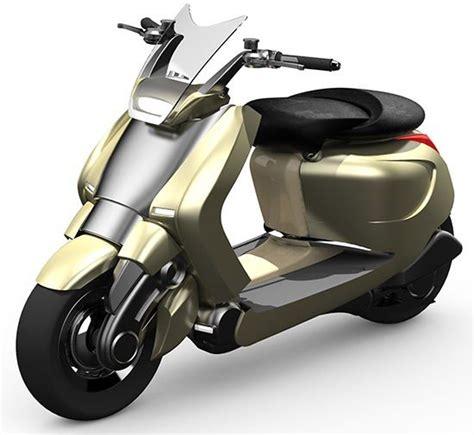 scooter electrique ghost ls un concept scooter 233 lectrique de luxe scooters