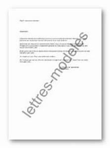 Modele De Lettre De Relance : mod le et exemple de lettres type relance de cotisation ~ Gottalentnigeria.com Avis de Voitures