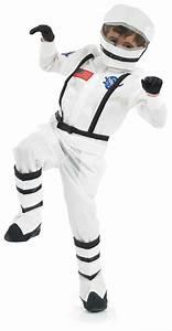 Astronaut Boys Fancy Dress Space Suit Kids Childs Uniform ...