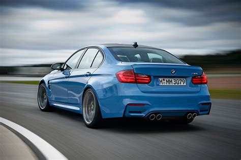 2015 Bmw M4 Sedan by 2015 Bmw M4 Coupe And M3 Sedan Hiconsumption